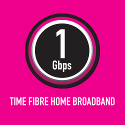 TIME Internet Malaysia | Fast and Unlimited Fibre Home Broadband